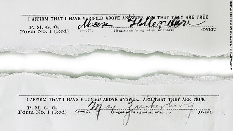 zuckerberg family signature