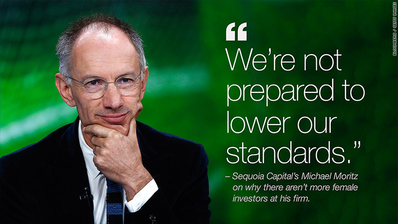Michael Moritz Sequoia quote