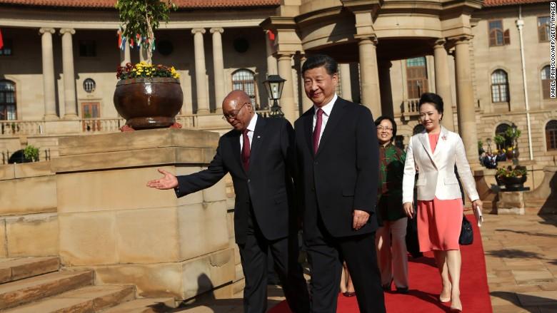 china xi jinping africa
