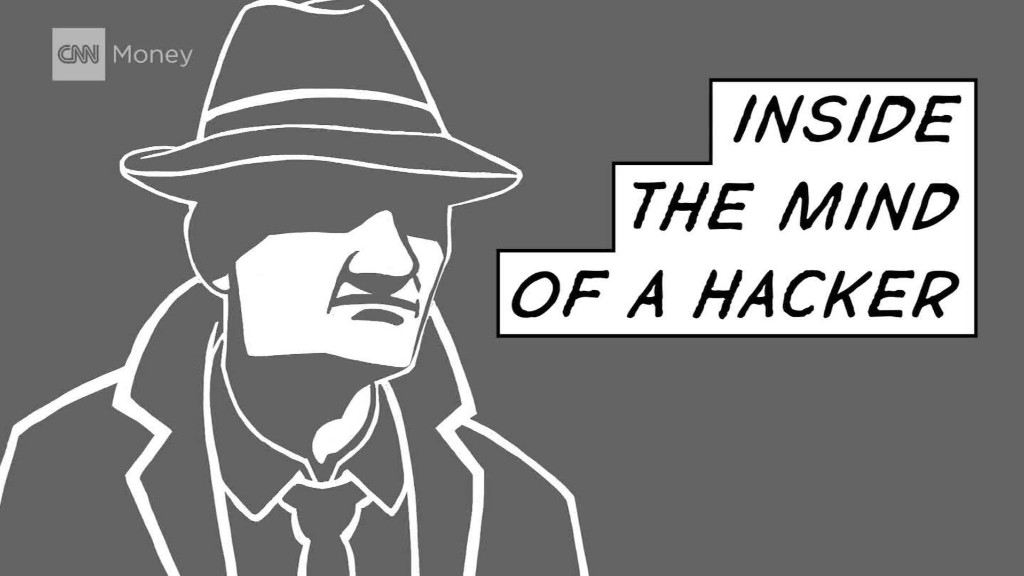 Inside the mind of a hacker