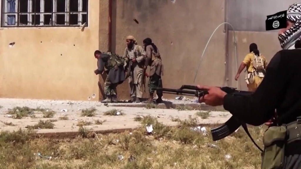 Inside the ISIS money machine