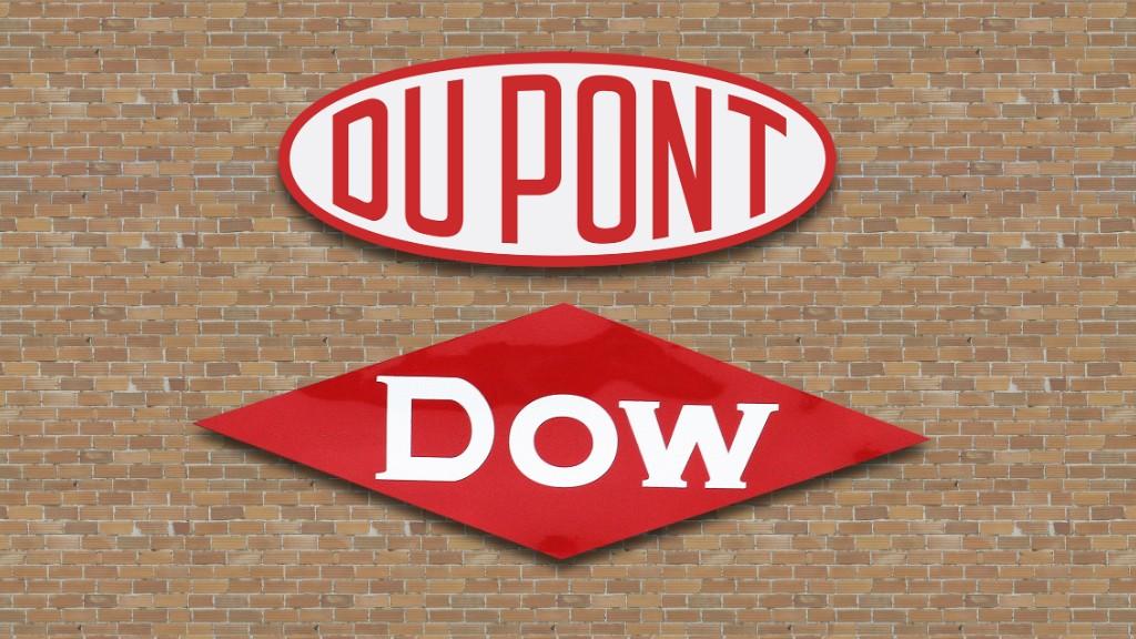 DowDuPont merger creates $130 billion company