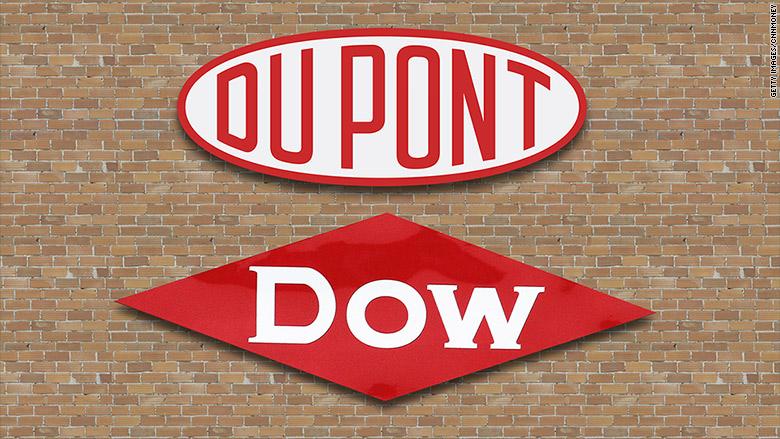 dow dupont split
