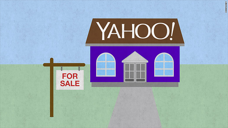selling yahoo