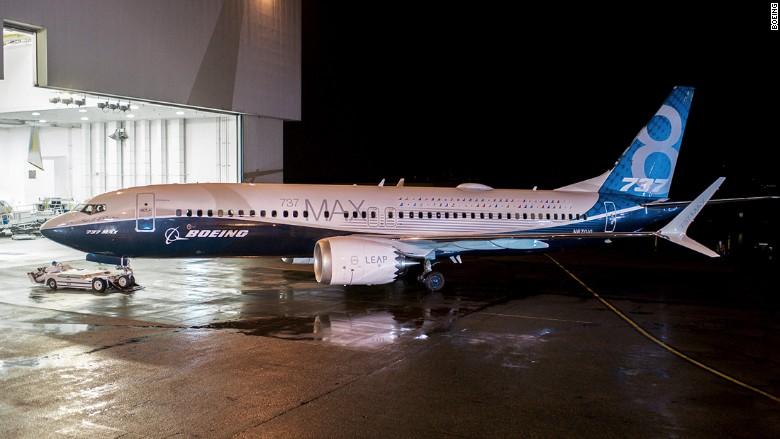boeing 737 max full