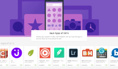 The best apps of 2015 ... according to Apple and Google