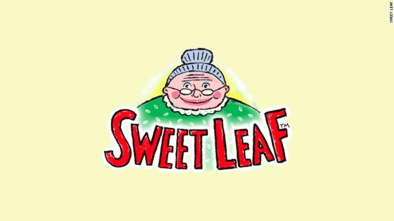 sweet leaf tea logo