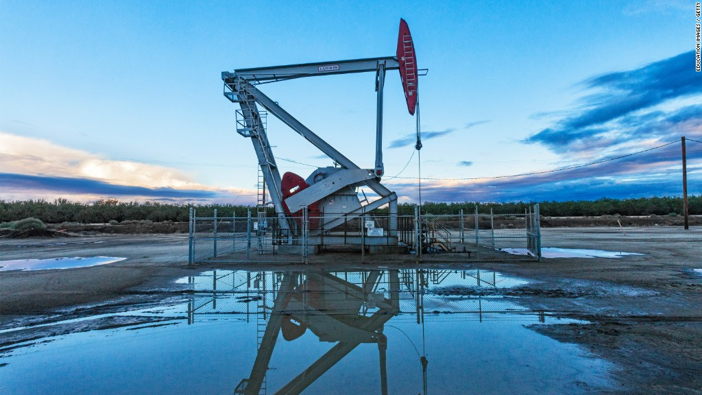 The 'new reality' of low oil