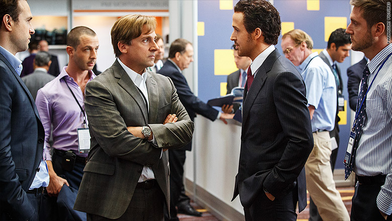the big short steve carell