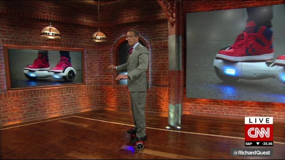 Hoverboards banned by major airlines