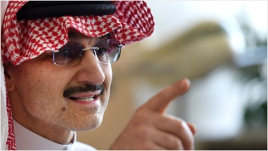Saudi Prince Alwaleed acquires 2.3% stake in Snapchat