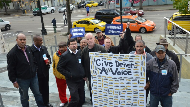 seattle uber union