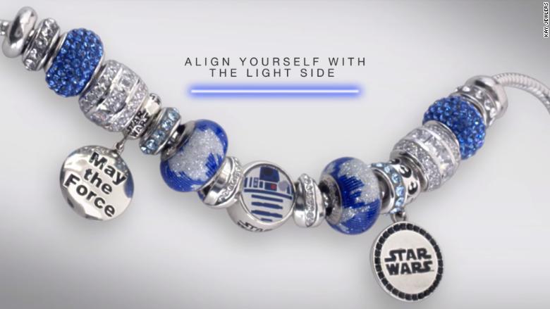 Star Wars Ad Kay Jewlers