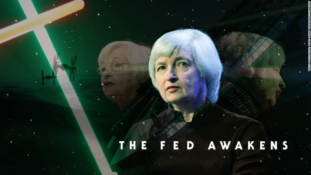 The Fed Awakens: Return of the interest rates?