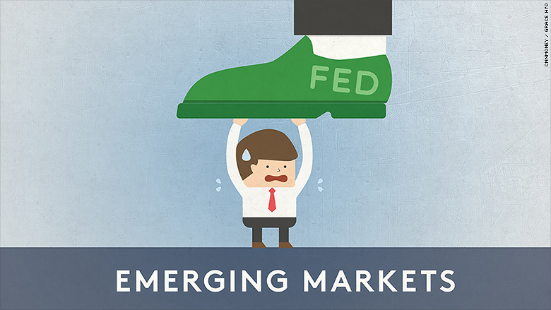 us fed emerging markets
