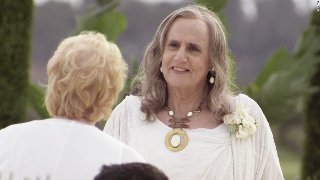 Transparent's Tambor: playing a trans woman has changed me