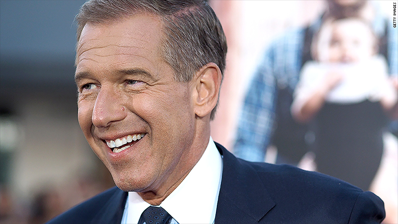 brian williams portrait