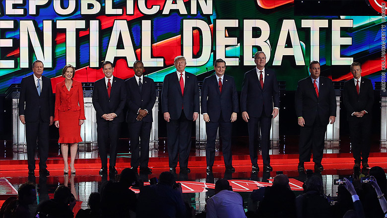 gop debate candidates tier 1 1