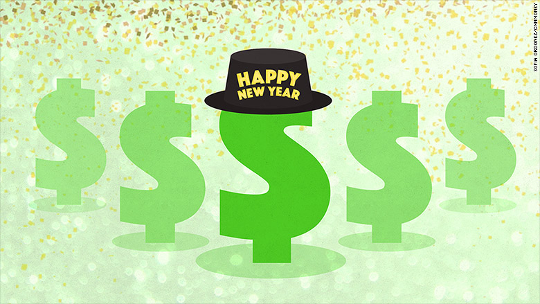 new years money resolutions