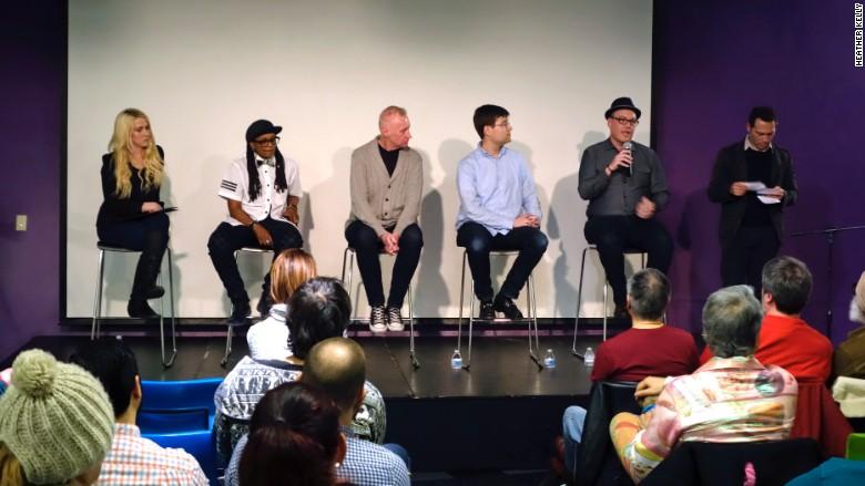 Facebook LGBT Panel