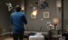 Microsoft unveils HoloLens Experience at its New York flagship store
