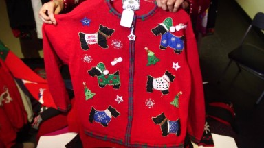 How to pick the best ugly Christmas sweater