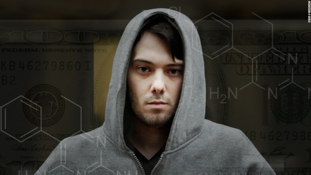 Martin Shkreli in 86 seconds