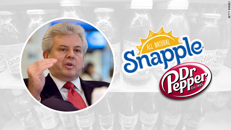 best ceos 2015 dr pepper snapple larry young
