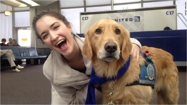 United Paws airport program 2