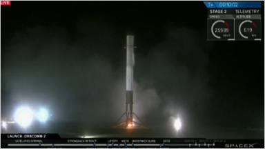 A short history of SpaceX's attempted rocket landings