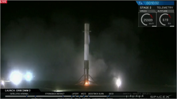 Musk: SpaceX could take humans to Mars in 9 years