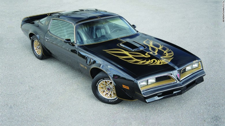 New Smokey And The Bandit Car For Sale
