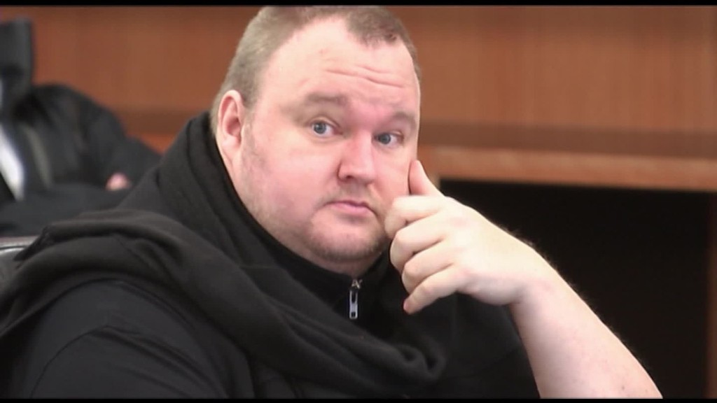 Kim Dotcom eligible for extradition to U.S.