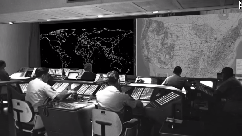 norad command center