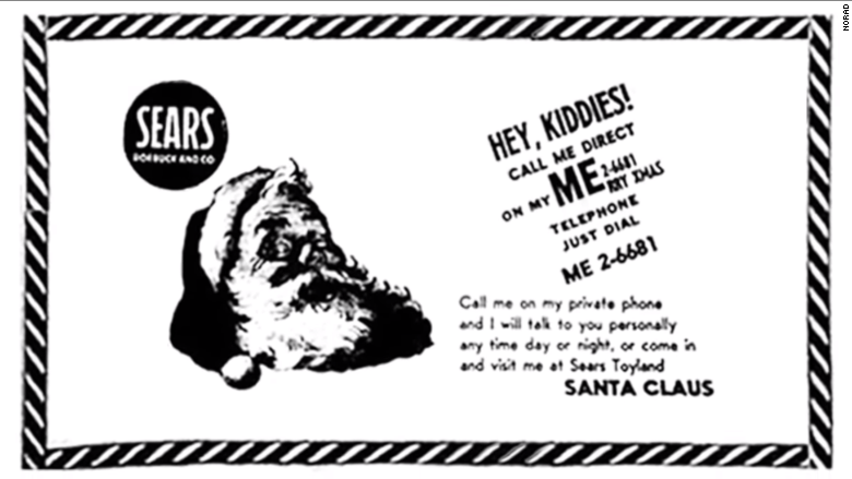 how norads santa tracker started with a typo 60 years ago