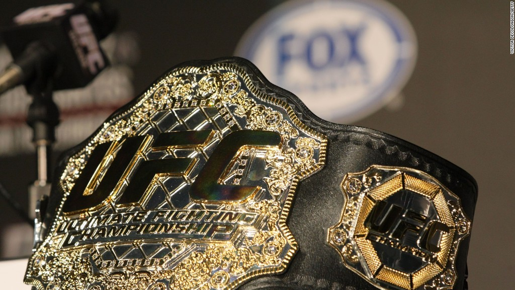 UFC CEO: Here's how we made half a billion in revenue last year