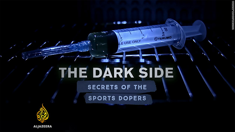 sports doping documentary