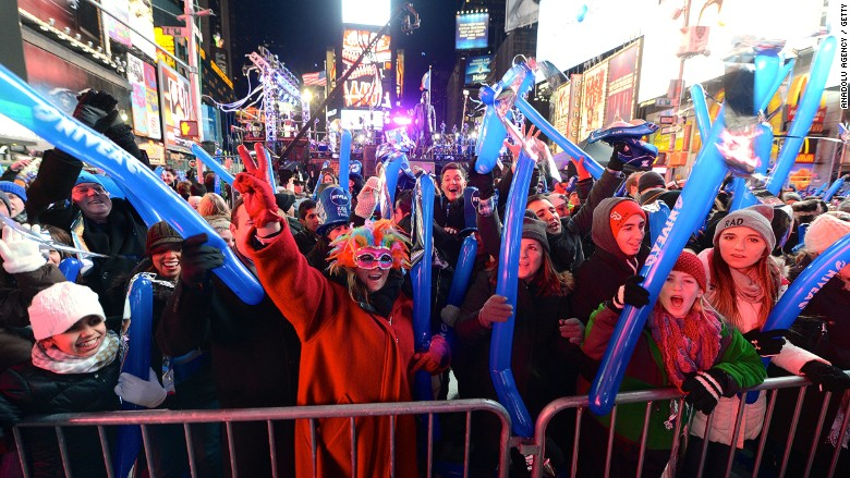 New Years Eve Times Square Tickets