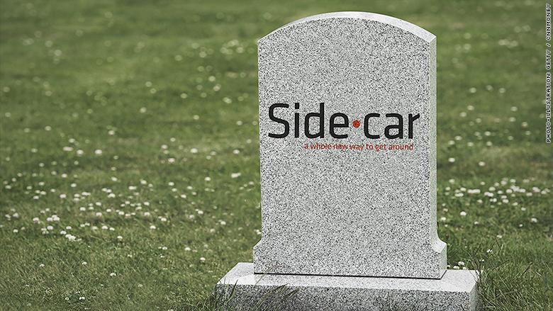 Sidecar closing