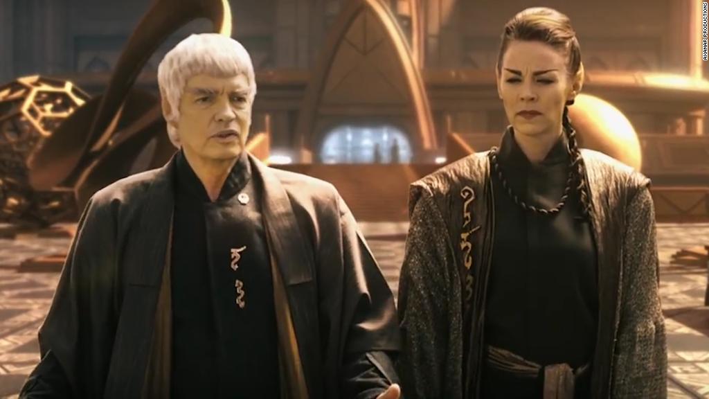This Star Trek film is getting sued