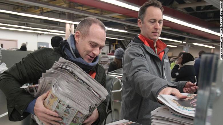 boston globe reporters deliveries