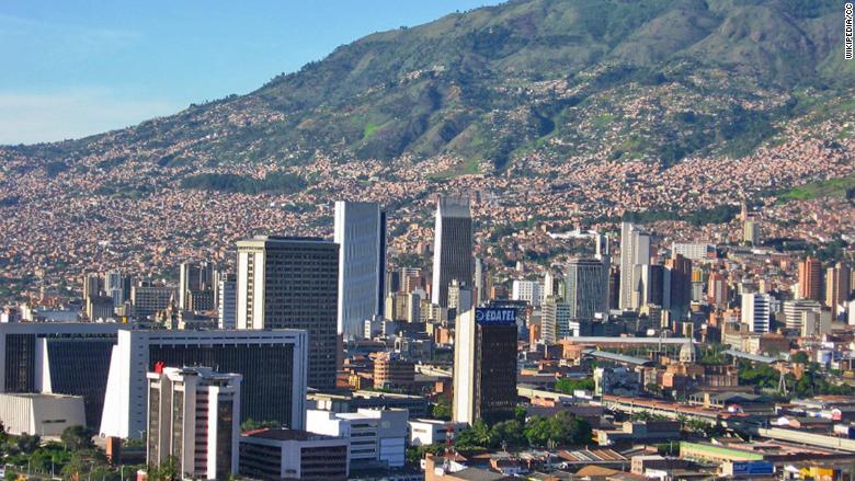 Medellin retirement