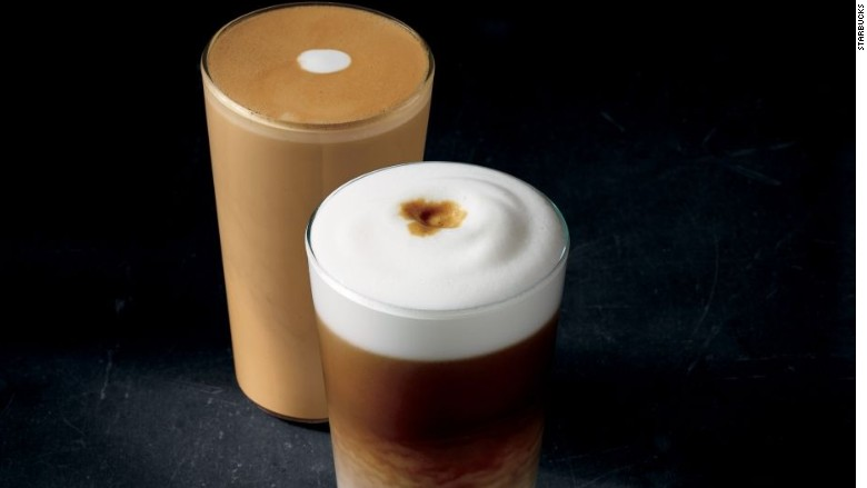 starbucks new latte macchiato