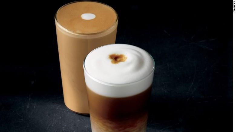 starbucks new latte macchiato