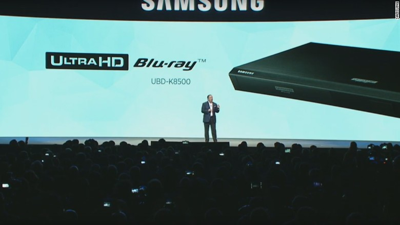 samsung bluray player ces 2016