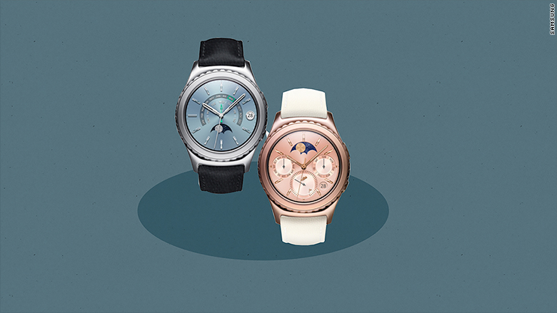samsung gear s2 colors ces 2016