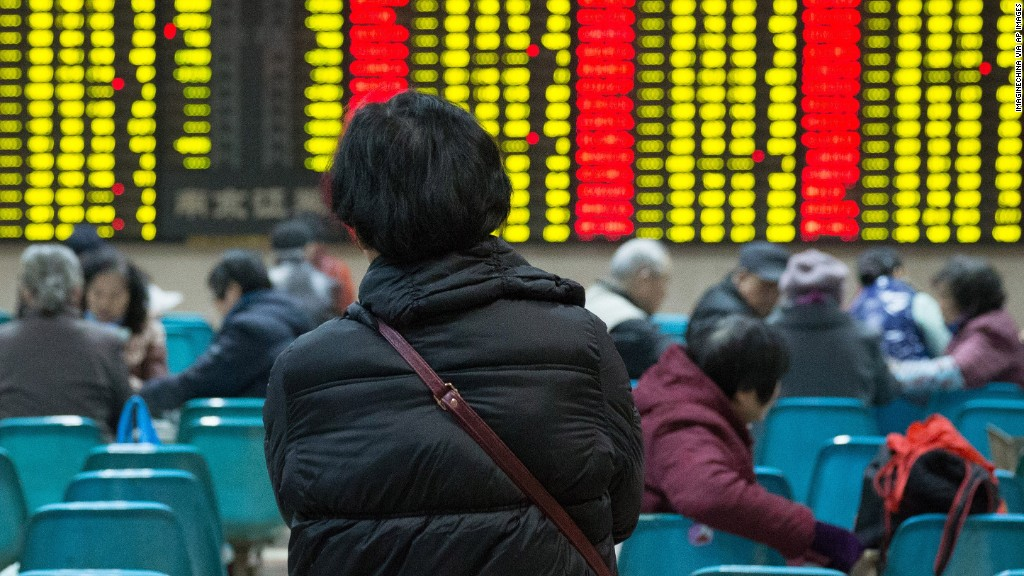 China turmoil adds to oil concerns
