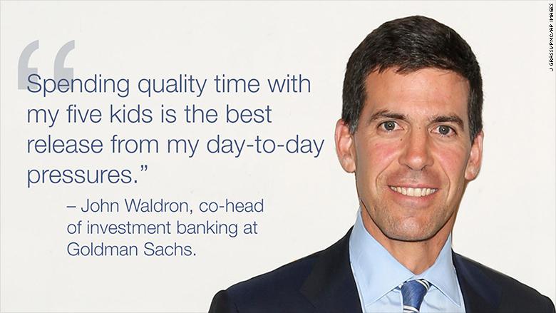 john waldron quote