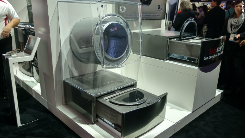 ces 2016 lg washing machine