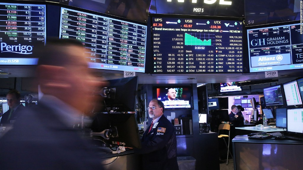 Stock Market Enthusiasm Enters Danger Zone